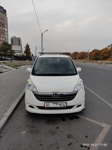 3д номера на авто in Кыргызстан | БЮРО НАХОДОК: Honda Stepwgn 2 л. 2006 | 207200 км