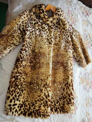Шуба цыгейковая очень теплая размер 52 в Бишкек