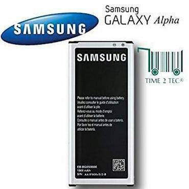 Galaxy alpha - Azərbaycan: Samsung Galaxy Alpha G850 F üçün batareya