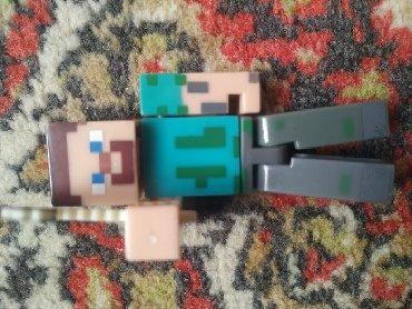 oyuncag - Azərbaycan: Minecraft oyuncagi elleri ayagi terpenir cox keyfietli maldir usagiviz