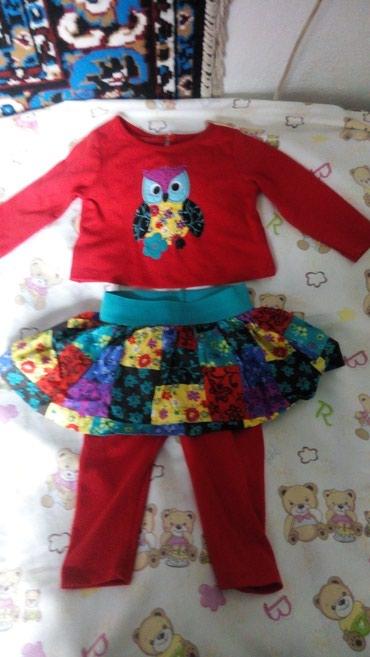 Костюм для девочки 9-12 месяцев в Бишкек