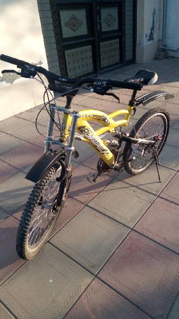 bmw 4 серия 440i xdrive - Azərbaycan: 24 lük velosiped satılır. Əla vəziyyətdədir. 11 skorus. 4 amartizator