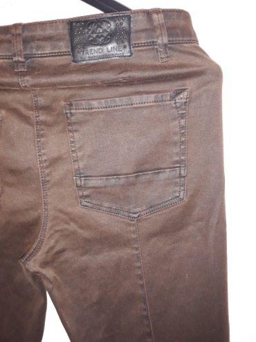 She-jako-kvalitetne-farmerice - Srbija: Zenske pantalone RAFFAELLO ROSSI jednom nosene, jako kvalitetne i