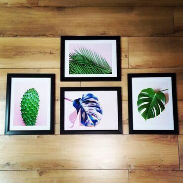 Картины для интерьера. Декорирование стен современными фотокартинами в