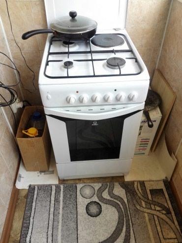 Газовая плита продаю 7 тысячи как новая в Бишкек