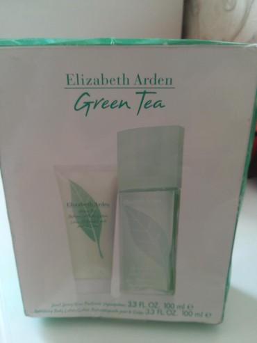 духи для женщин в Кыргызстан: Духи +крем Green tea