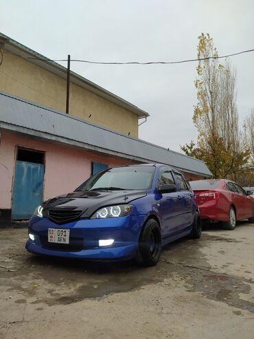 спортивные диски в Кыргызстан: Mazda 2 1.4 л. 2007 | 264 км