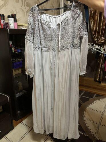 Продаю платье заказывала из Италии Размер XL-XXL Красивое и очень лёгк