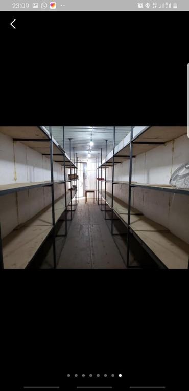 склад носков в Кыргызстан: Сдаю склад утепленный, крыша, кондиционер, полки, камеры