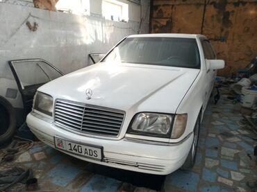 Mercedes-Benz SL 500 5 л. 1995