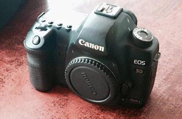 canon eos 5d mark ii в Азербайджан: Canon eos 5D mark ii ela veziyyetde. Ustada olmayib acilmayib her seyi