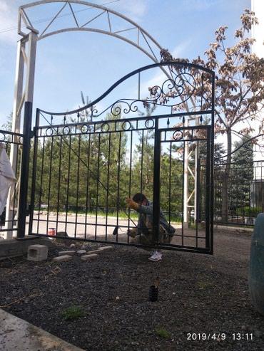 Сварщик установщик отопления навесы фермы все сварочные работы в Балыкчи