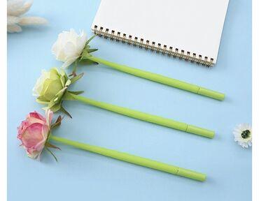 Ручки цветок