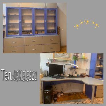 стол трюмо в Кыргызстан: Мебельный гарнитур | Школьный, Стенки, Другие мебельные гарнитуры