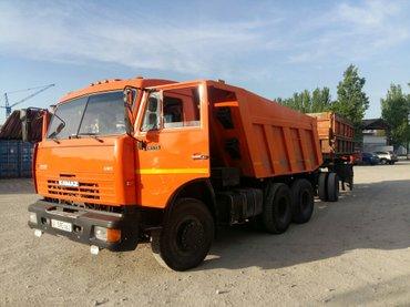 Продается Камаз с прицепом 651115 euro 2. в Бишкек