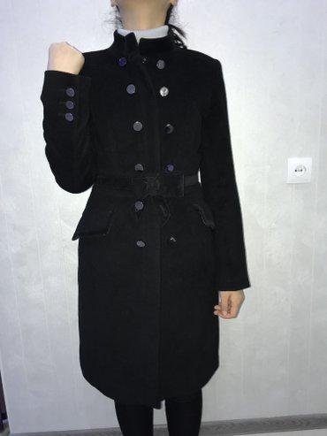 Замужем! Продаю турецкая пальто. Размер XS.  в Бишкек