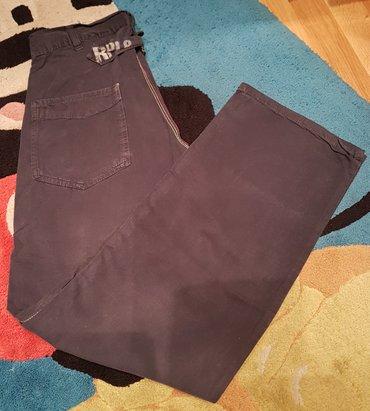 Teget tanke pantalone za decake oko 12-14 godina. Zavisi od visine - Belgrade