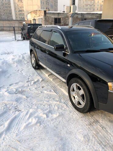 Audi A6 Allroad Quattro 2.7 л. 2002 | 260000 км