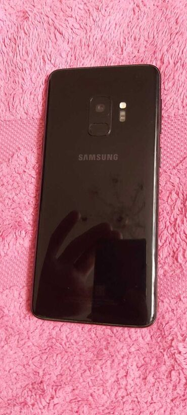 Samsung galaxy б у - Азербайджан: Б/у Samsung Galaxy S9 Черный
