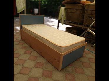 Кровать с тумбой в Бишкек