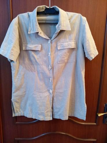 сорочка рубашка в Кыргызстан: Все рубашки хб и качественные . все 3 рубашки 500сом 48_50размер