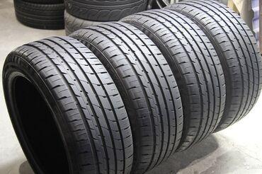 шины б у 13 радиус в Кыргызстан: Комплект летних шин 205/60/16 Dunlop Enasave RV 504. Japan.Шины в