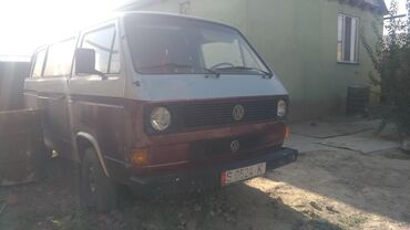 Volkswagen Transporter 1.6 л. 1987