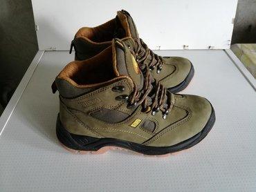 Muška obuća | Srbija: Radne cipele sa čeličnom kapom na vrhu. NOVO!!!! Vodootporne. Otporne