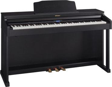 Цифровые пианино Roland  в Бишкек