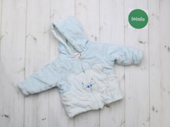 Куртка теплая для малыша Prenatal 6-9 месяцев   Длина: 30 см Пог: 29 с