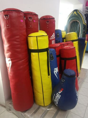 Боксерские груши - Кыргызстан: Груши боксерские в спортивном магазине SPORTWORLDМатериал