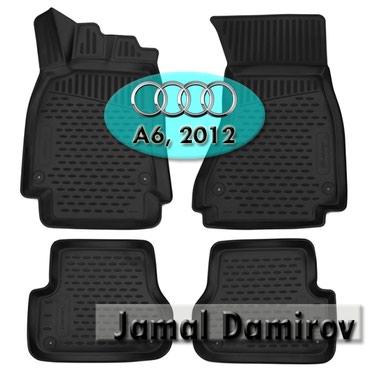 audi a6 28 at - Azərbaycan: AUDI A6, 2012 3D poliuretan ayaqltilar