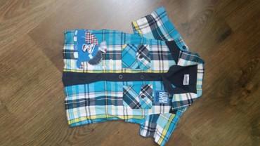 Рубашка марлевка, размер на 2 года и старше