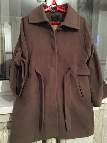зимние пальто бишкек в Кыргызстан: Пальто женс размер «46»  платье размер «42»