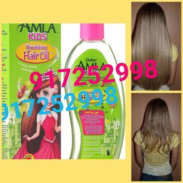Другое - Таджикистан: Детское масло для быстро роста и густоты волос