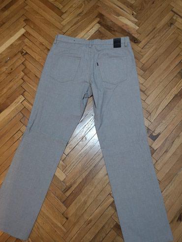 Muška odeća | Stara Pazova: Lepe Pantalone glow Veličina 33 100%pamuk