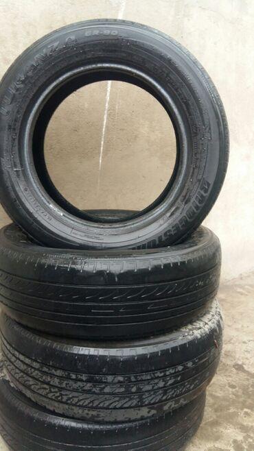 сколько стоит шины в Кыргызстан: Размер: 205/65 R16Летние шины Bridgestone Turanza в хорошем