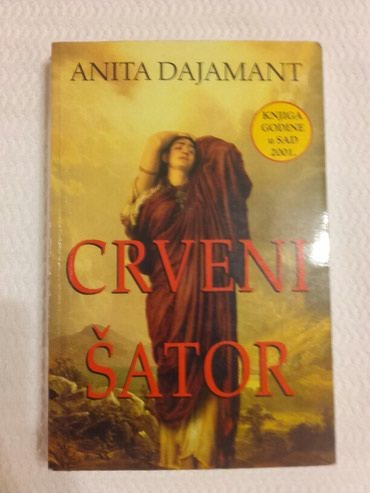 Anita Dajamant CRVENI SATOR - Belgrade