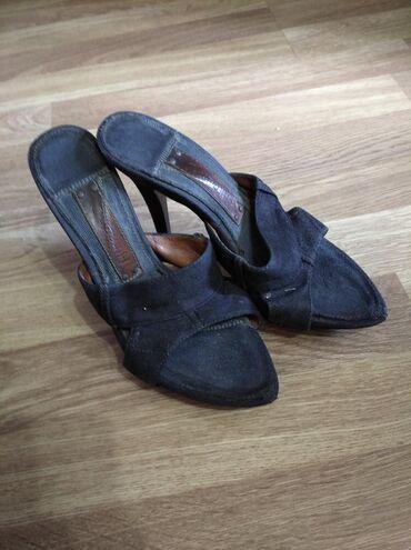 botinki 37 razmer в Кыргызстан: Бомба Скидки!обувь  В хорошем состоянии  Почти новые