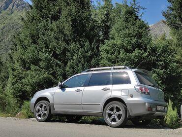 mitsubishi van в Кыргызстан: Mitsubishi Outlander 2.4 л. 2005