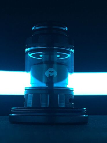 Бак! Атомайзер! Destiny RTAХарактеристики: 24 мм (Д) на 38,9 мм (В)