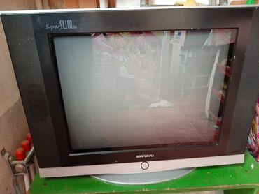 vidio - Azərbaycan: Shivaki televizor işlənmiş, işlək vəziyyətdədir. pult yoxdur vidio və