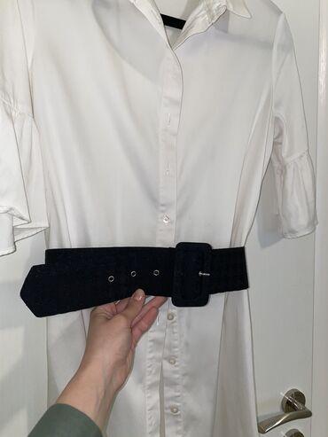 TOI MOI. Φόρεμα - πουκάμισο. Έχει δίκη του ζωή. Φοριέται μόνο του ή με