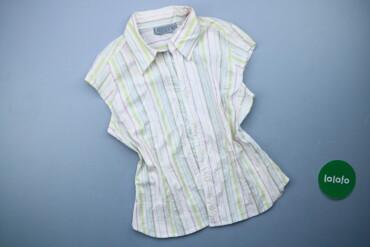 1537 объявлений: Жіноча сорочка у смужку Reflex р. S    Довжина: 50 см Ширина плечей: 3