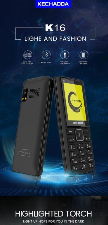 Новый качественный запечатанный Бизнес-Телефон Kechaoda! Память:Ram
