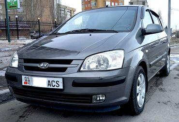 игровые автоматы в Кыргызстан: Hyundai Getz 1.3 л. 2003 | 199000 км