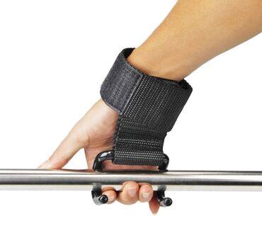 Особенности:Специальное защитное резиновое покрытие на стальных крюках