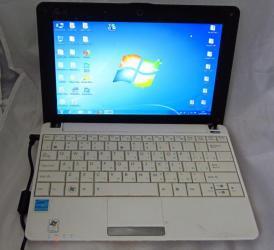 asus computers - Azərbaycan: Model Asus X10chCpu İntel Athom N2600 1.6 GHzRam 1gb ddr3Hdd 160 Gb