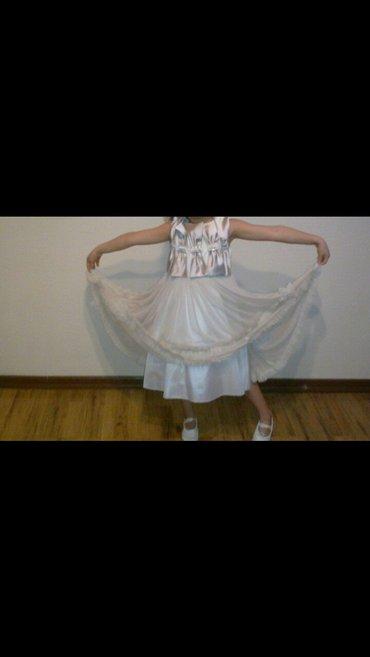 Платье на 5-6 л. в Бишкек