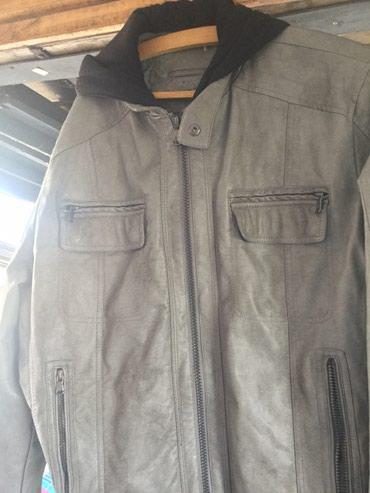 Kozna jakna Calvin Klain skida se kapuljaca vel 52 54 ili xl 2xl - Sopot